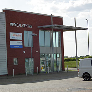 GL medical centre 300
